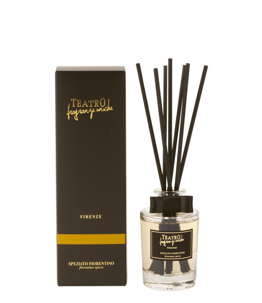 NEW - Florentine spices - 100 ml with Stick diffusers