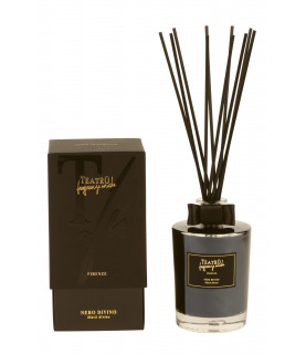 NEW - Black Divine - 500 ml with Stick diffusers