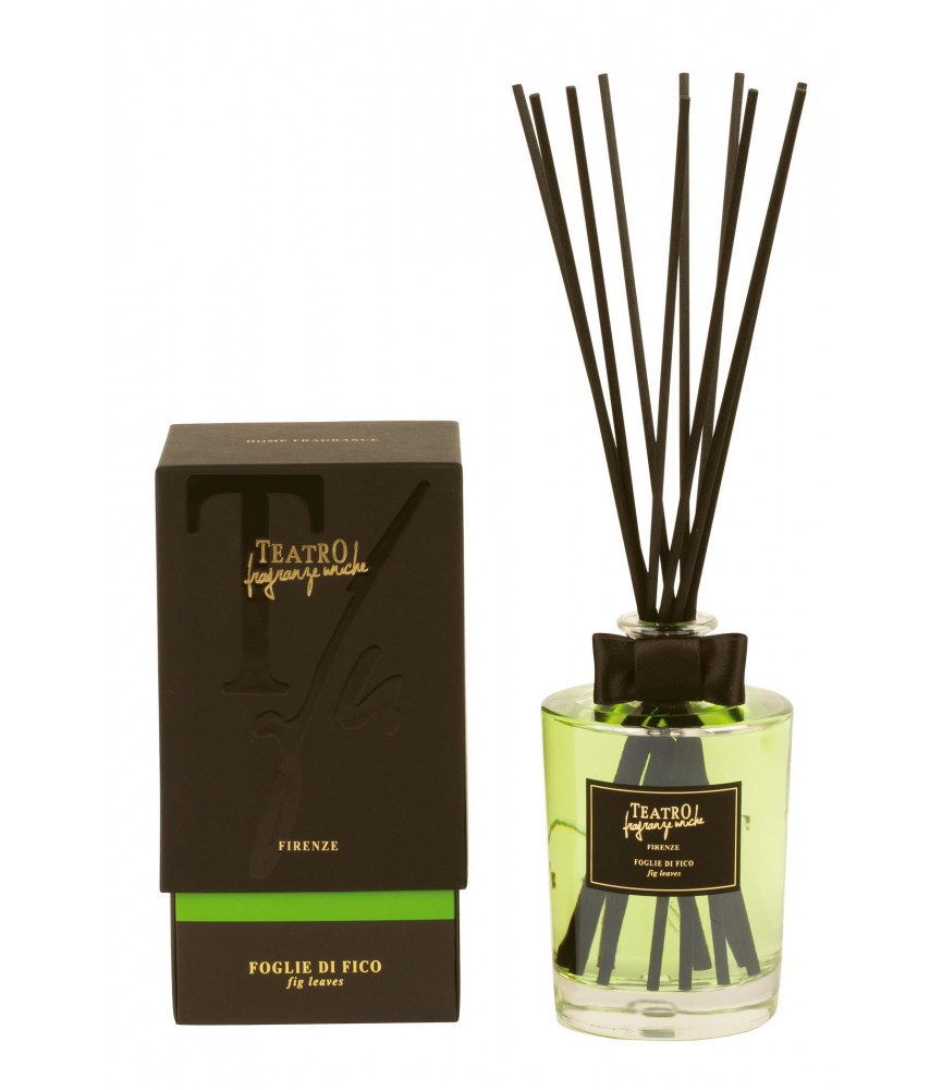 NEW - Fig Leaves - 500 ml with Stick diffusers