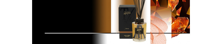 Buy Our Pure Amber Home Fragrance Diffusers & Scented Candles Online