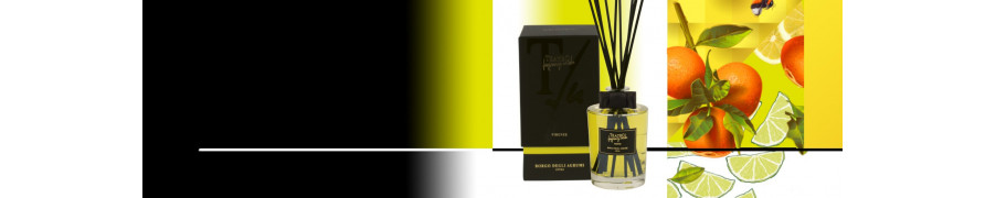 Buy Citrus Perfumed Candles & Room Fragrance Diffusers Online
