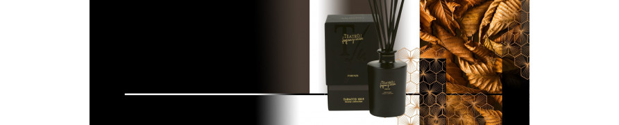 Profumi e Candele per Ambienti Tabacco 1815 | Fragranze Fiorentine
